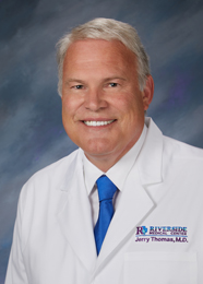 Photo of Jerry A. Thomas, MD